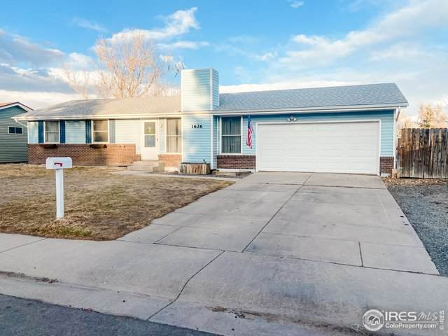 1626 34th Ave, Greeley, CO 80634 (MLS #935188) :: Downtown Real Estate Partners