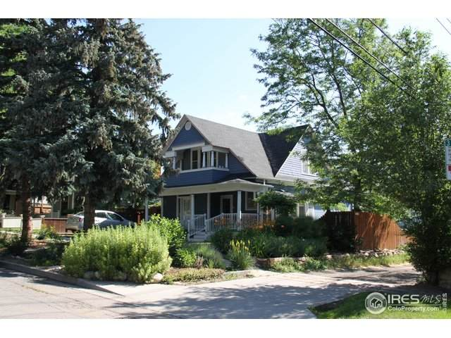 2228 17th St, Boulder, CO 80302 (MLS #935198) :: Downtown Real Estate Partners