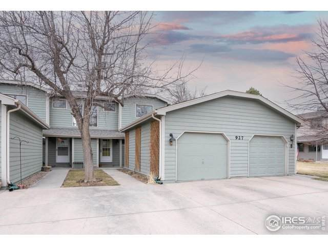 927 E Prospect Rd C, Fort Collins, CO 80525 (MLS #935204) :: Downtown Real Estate Partners