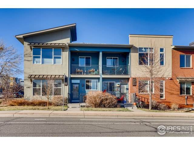 1707 Yarmouth Ave #104, Boulder, CO 80304 (#935260) :: Hudson Stonegate Team