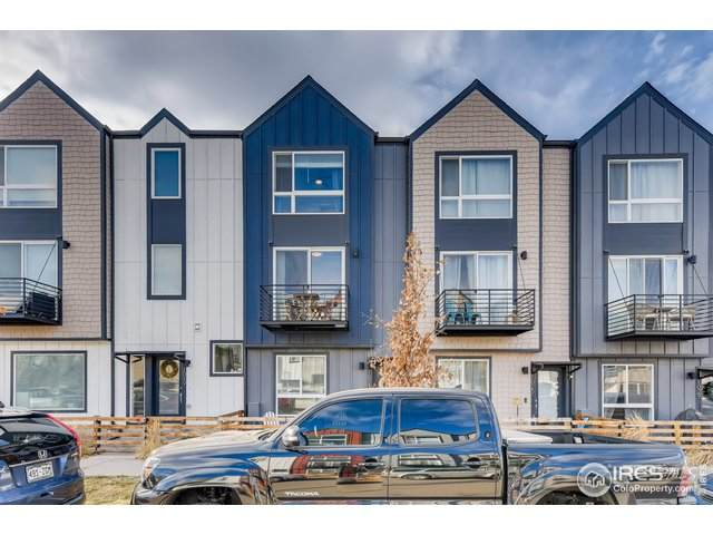 1029 Depew St, Lakewood, CO 80214 (MLS #935288) :: Downtown Real Estate Partners