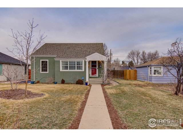 1750 Trenton St, Denver, CO 80220 (MLS #935313) :: Jenn Porter Group