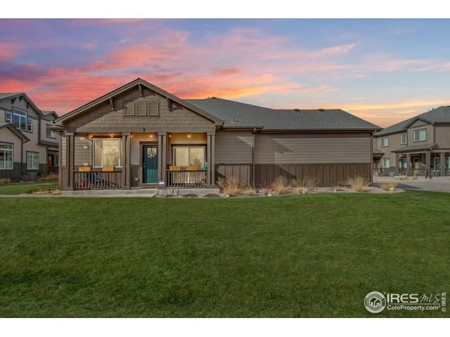 4135 Crittenton Ln #1, Wellington, CO 80549 (MLS #935315) :: Tracy's Team