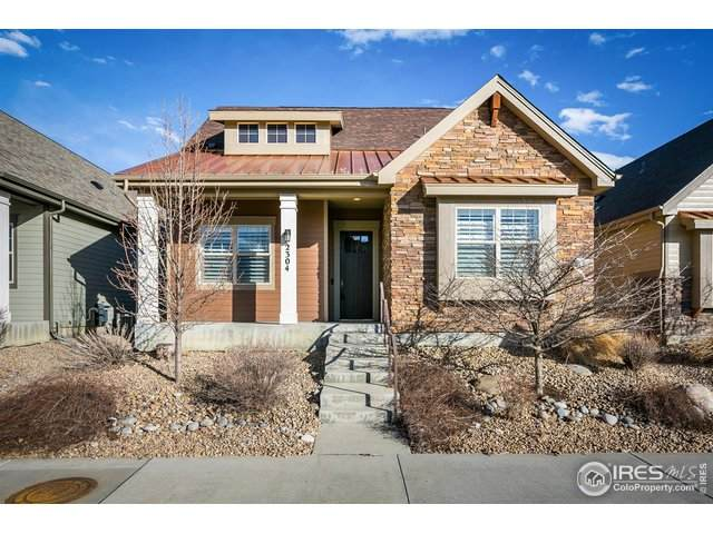 2304 W Hecla Dr, Louisville, CO 80027 (#935331) :: iHomes Colorado