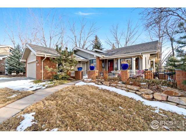 1306 Front Nine Dr, Fort Collins, CO 80525 (MLS #935342) :: Wheelhouse Realty
