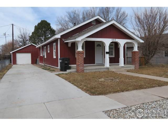 525 N 5th St, Sterling, CO 80751 (#935370) :: iHomes Colorado