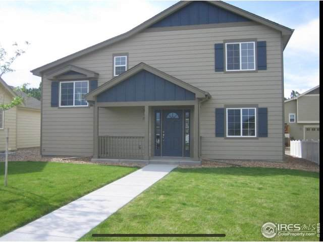 1911 E 11th St, Loveland, CO 80537 (MLS #935397) :: Downtown Real Estate Partners