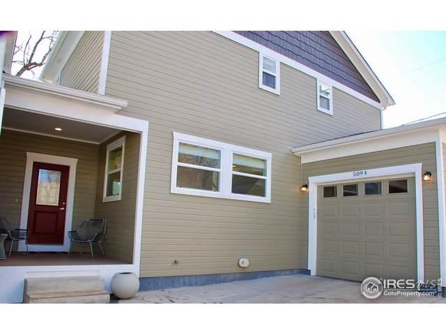 509 S Miller Ave B, Lafayette, CO 80026 (MLS #935513) :: Jenn Porter Group