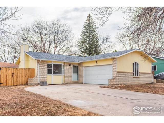 800 S Pratt Pkwy, Longmont, CO 80501 (MLS #935517) :: The Sam Biller Home Team