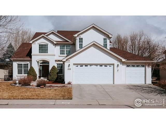 1418 Hiwan Ct, Fort Collins, CO 80525 (MLS #935532) :: The Sam Biller Home Team