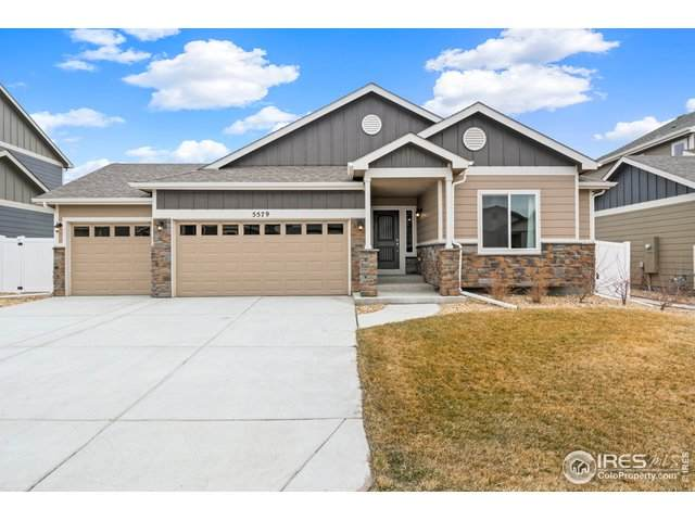 5579 Bexley Dr, Windsor, CO 80550 (#935539) :: The Griffith Home Team