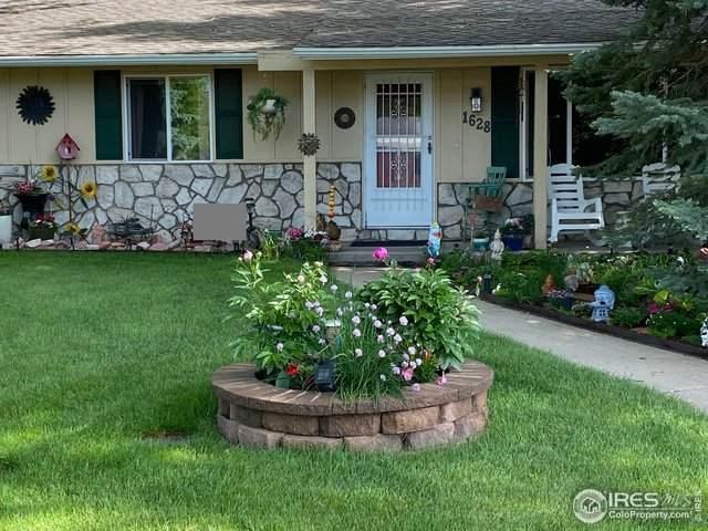 1628 Buckeye St, Fort Collins, CO 80524 (MLS #935547) :: Jenn Porter Group