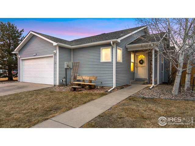 703 Cornerstone Dr, Windsor, CO 80550 (MLS #935550) :: Keller Williams Realty