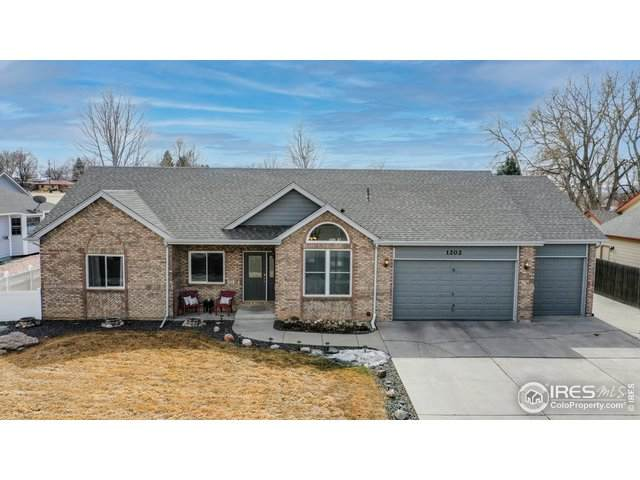 1202 N 3rd St, Johnstown, CO 80534 (MLS #935563) :: Wheelhouse Realty