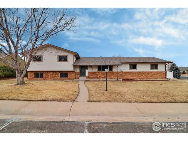 201 41st Ave, Greeley, CO 80634 (MLS #935568) :: The Sam Biller Home Team
