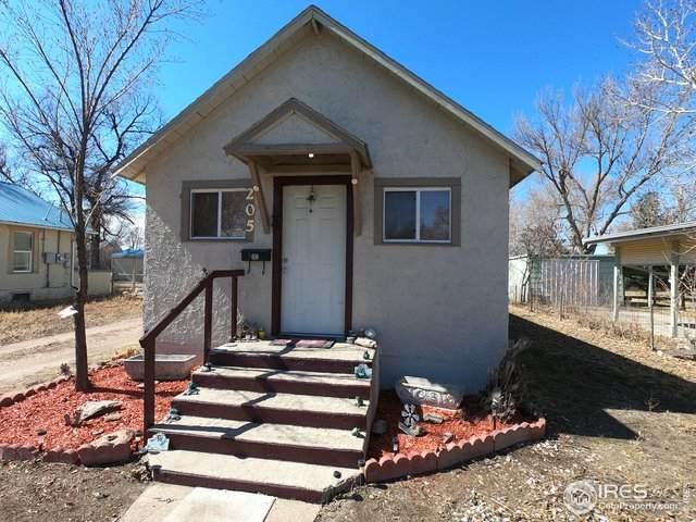 205 Euclid St, Fort Morgan, CO 80701 (MLS #935604) :: Keller Williams Realty