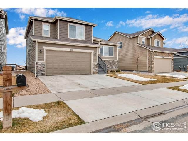 10111 W 11th St, Greeley, CO 80634 (MLS #935606) :: The Sam Biller Home Team