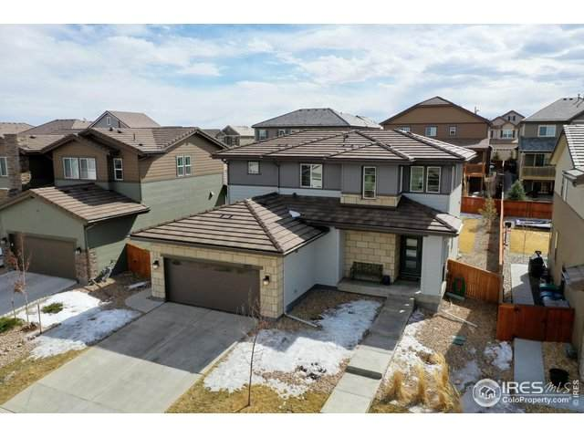 14272 Mosaic Ave, Parker, CO 80134 (MLS #935621) :: Downtown Real Estate Partners