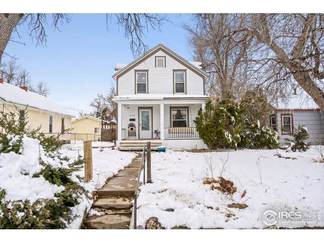 1029 18th Ave, Greeley, CO 80631 (#935643) :: Compass Colorado Realty