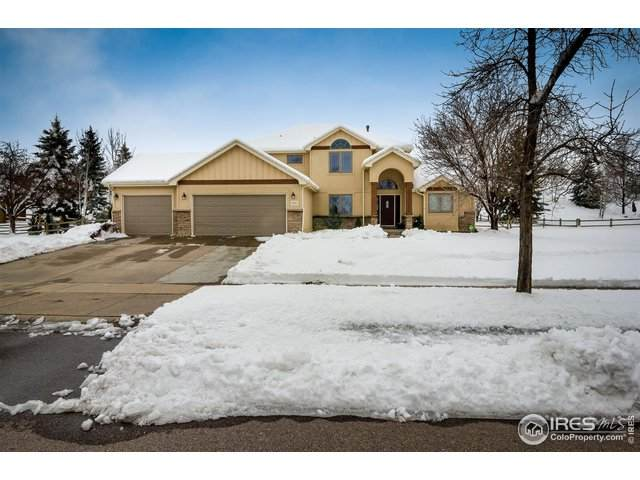 2105 Meander Rd, Windsor, CO 80550 (#935668) :: The Griffith Home Team
