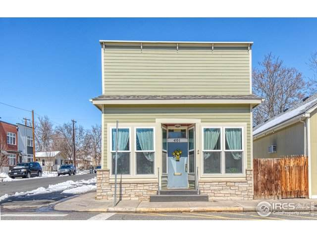 401 E Simpson St, Lafayette, CO 80026 (MLS #935689) :: Jenn Porter Group