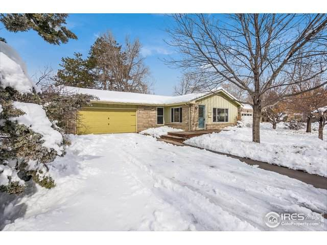 1321 Robertson St, Fort Collins, CO 80524 (MLS #935701) :: Kittle Real Estate