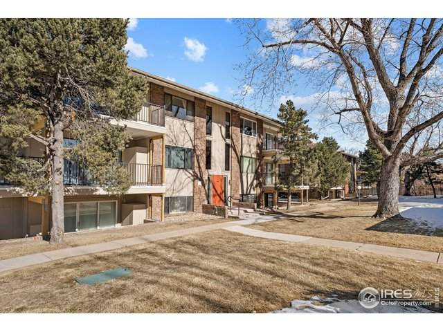 600 Manhattan Dr D6, Boulder, CO 80303 (MLS #935703) :: J2 Real Estate Group at Remax Alliance
