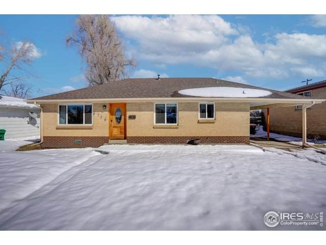 4736 Estes St, Wheat Ridge, CO 80033 (MLS #935707) :: Jenn Porter Group