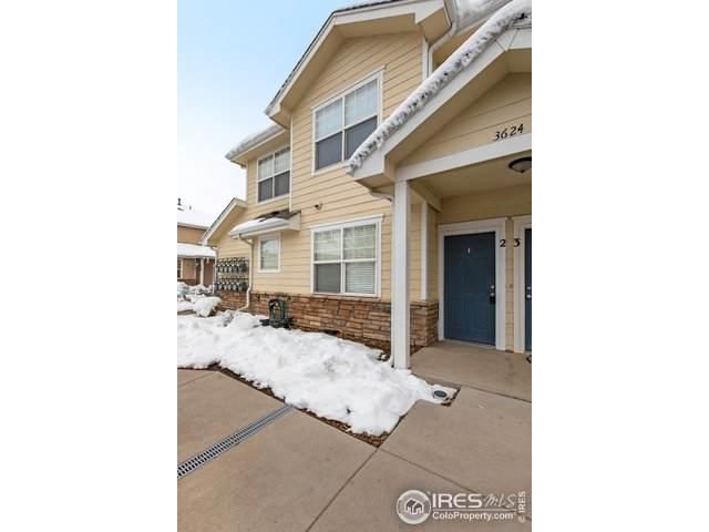 3624 Ponderosa Ct #2, Evans, CO 80620 (MLS #935714) :: Downtown Real Estate Partners