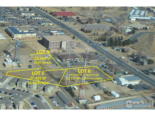 Address Not Published, Greeley, CO 80634 (MLS #935730) :: J2 Real Estate Group at Remax Alliance