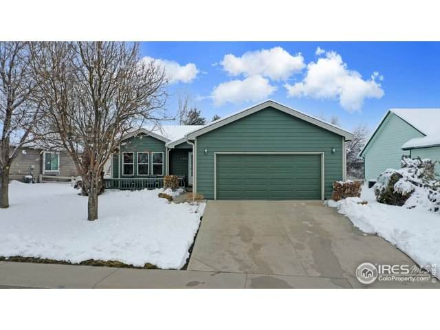 1205 Black Hawk Rd, Eaton, CO 80615 (#935731) :: My Home Team