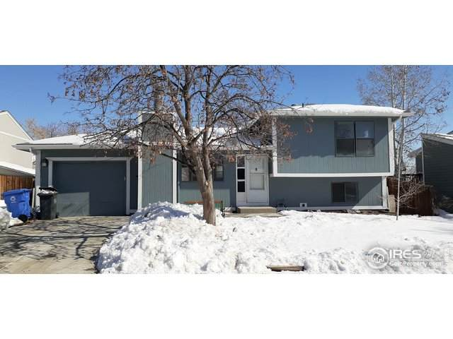719 21st St, Loveland, CO 80537 (MLS #935736) :: The Sam Biller Home Team