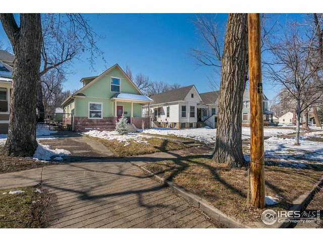 1415 10th Ave, Greeley, CO 80631 (#935768) :: Compass Colorado Realty