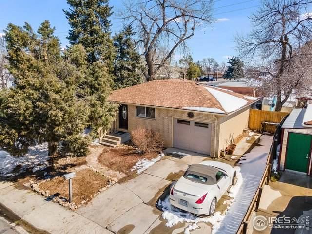 700 James St, Longmont, CO 80501 (MLS #935776) :: Downtown Real Estate Partners