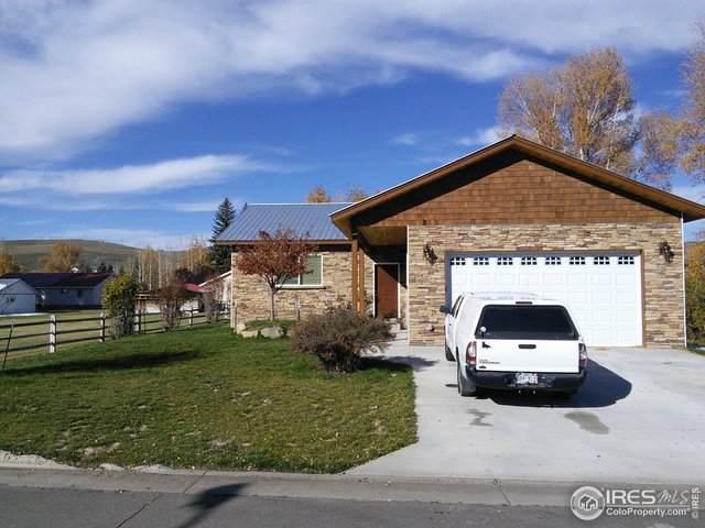 293 N 3rd St, Gunnison, CO 81230 (MLS #935863) :: The Sam Biller Home Team
