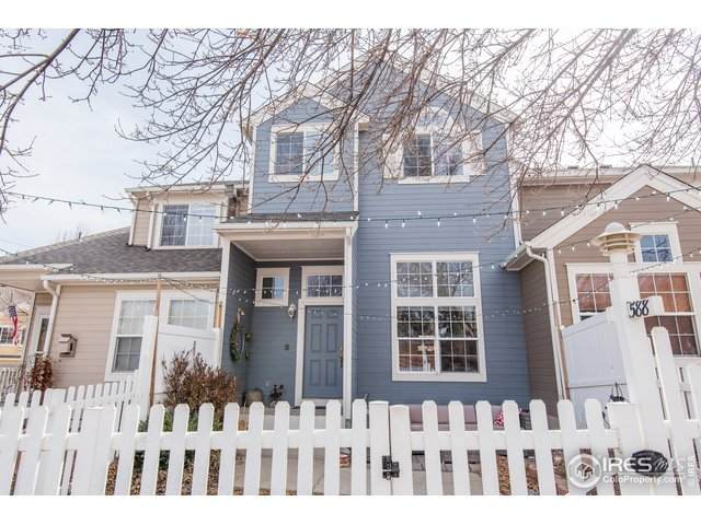 588 Beauprez Ave, Lafayette, CO 80026 (MLS #935865) :: Downtown Real Estate Partners