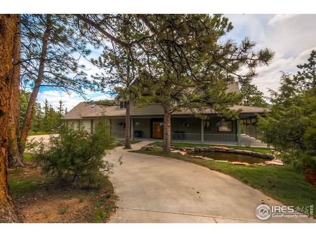 1420 Axminster Ln, Estes Park, CO 80517 (MLS #935876) :: The Sam Biller Home Team