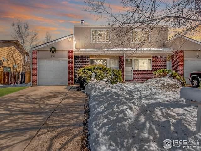1778 Antero Dr, Longmont, CO 80504 (MLS #935885) :: Downtown Real Estate Partners