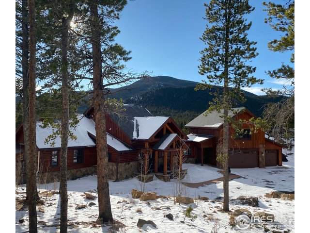 11792 Camp Eden Rd, Golden, CO 80403 (MLS #935886) :: The Sam Biller Home Team