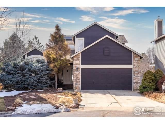 5435 Indian Summer Ct, Boulder, CO 80301 (MLS #935933) :: The Sam Biller Home Team