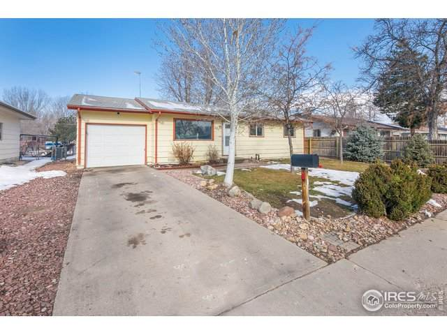 201 25th Ave, Greeley, CO 80631 (MLS #935937) :: The Sam Biller Home Team