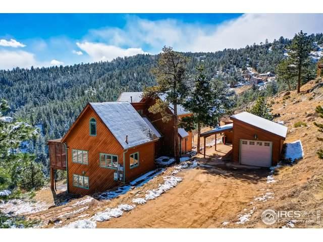 288 Ridgeview Ln, Boulder, CO 80302 (MLS #935940) :: Jenn Porter Group