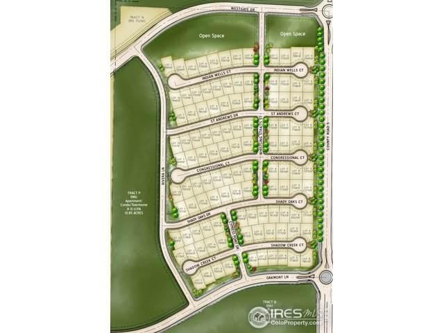 Tract P Windsor Villages, Windsor, CO 80528 (MLS #935947) :: J2 Real Estate Group at Remax Alliance