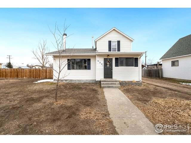 330 2nd St, Kersey, CO 80644 (MLS #935964) :: Tracy's Team