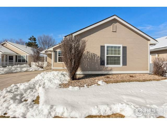 3012 Stockbury Dr, Fort Collins, CO 80525 (MLS #935983) :: Downtown Real Estate Partners