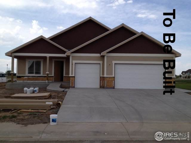 509 Wild Honey Dr, Berthoud, CO 80513 (#935987) :: The Griffith Home Team