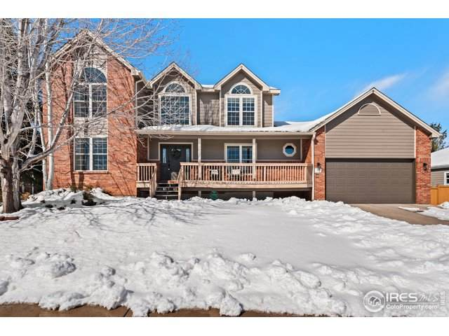 718 Parliament Ct, Fort Collins, CO 80525 (#935988) :: My Home Team
