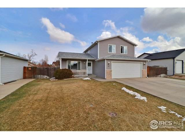 300 49th Ave Pl, Greeley, CO 80634 (MLS #935993) :: The Sam Biller Home Team