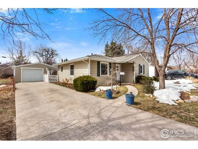207 Clover Ln, Fort Collins, CO 80521 (#936003) :: The Griffith Home Team