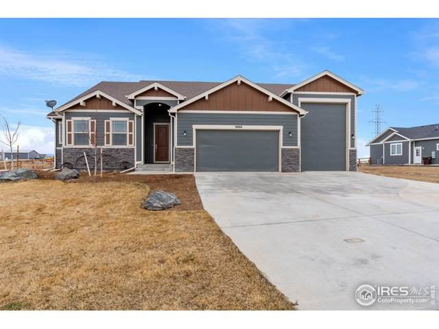 5066 Prairie Lark Ln, Severance, CO 80615 (#936016) :: My Home Team